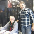 Chip Coffey and Britt Griffith