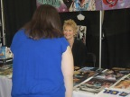 Dee Wallace, sweet beautiful lady!