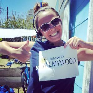 Wilmywood NC Film Crew Member of the Day: Lauren - Key Set PA, The Perfect Summer
