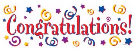 congratulations