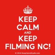 KeepCalmStudio.com-[Crown]-Keep-Calm-And-Keep-Filming-Nc-