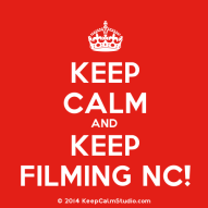 KeepCalmStudio.com-[Crown]-Keep-Calm-And-Keep-Filming-Nc-