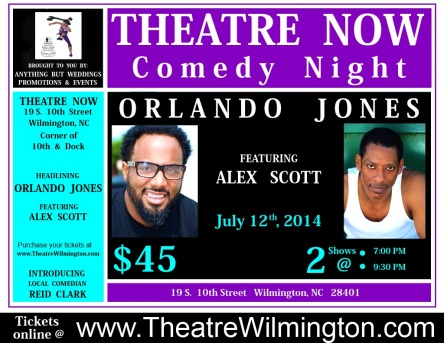 Orlando COmedy Night