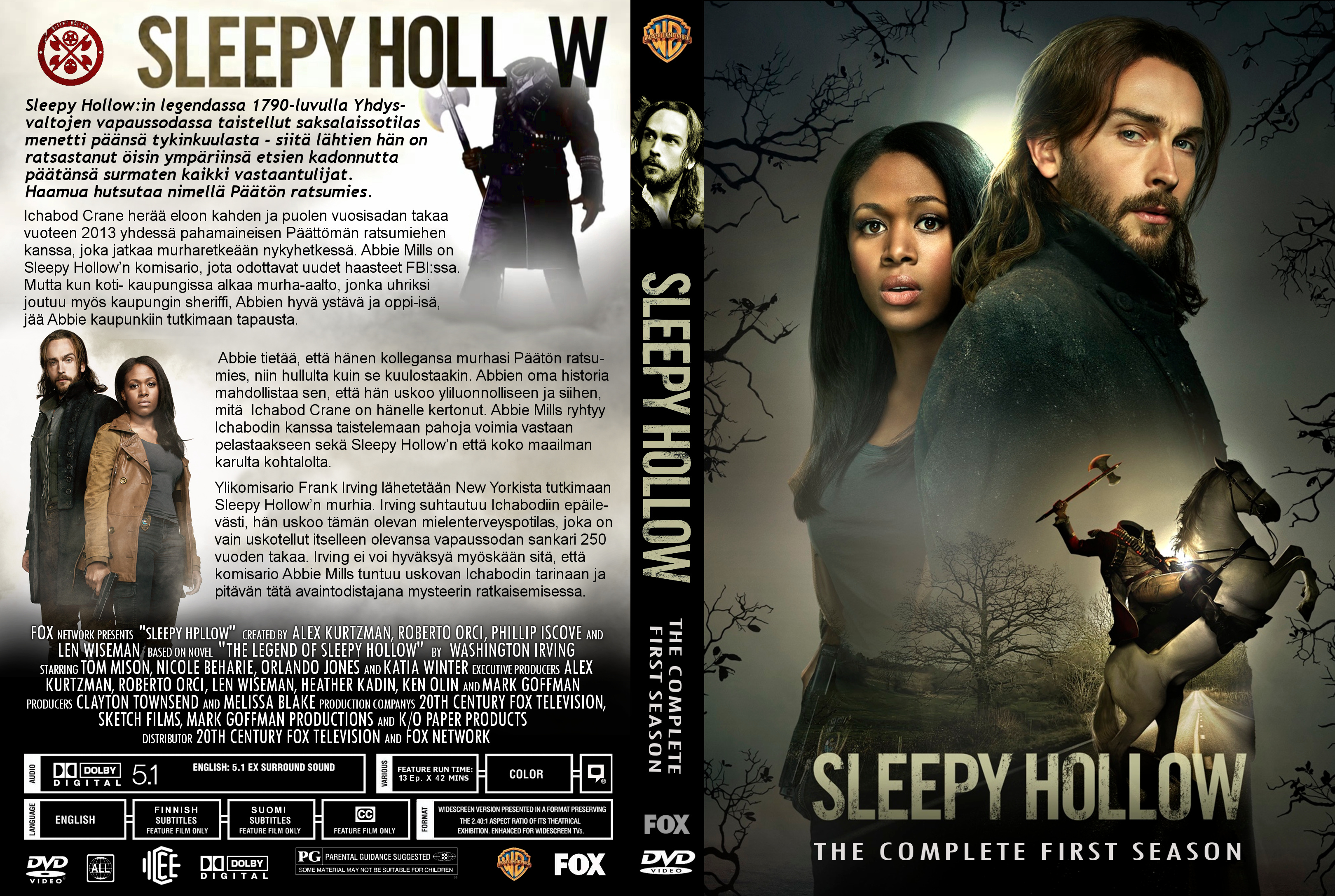 Sleepy hollow season 3 premiere date in Australia