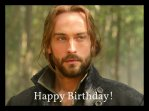 Tom Mison Birthday