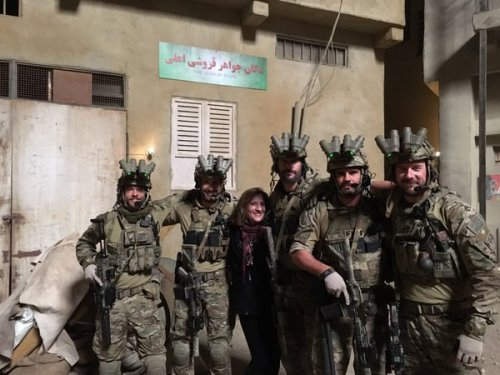 """@LeslilinkaG """"How lucky am I to be working with this extraordinary cast...@SixHistory"""
